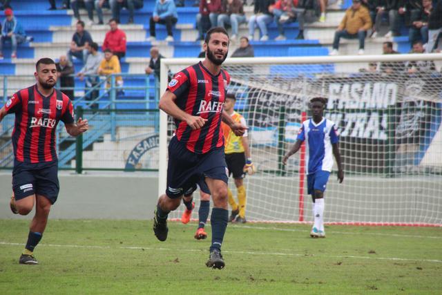 Dario Bova, difensore del Taranto