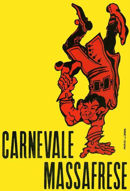 Il manifesto del Carnevale 1965