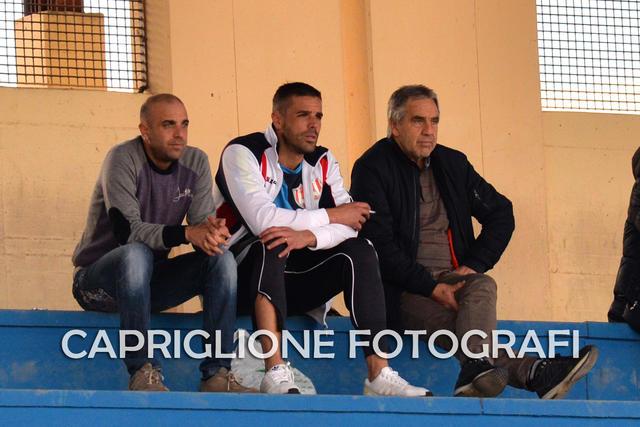 Fabio Prosperi, allenatore della Sporting Fulgor Molfetta