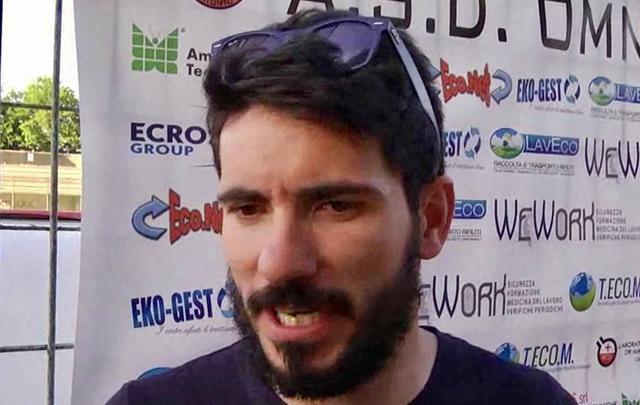 Leonardo Rubini, direttore sportivo del Bitonto