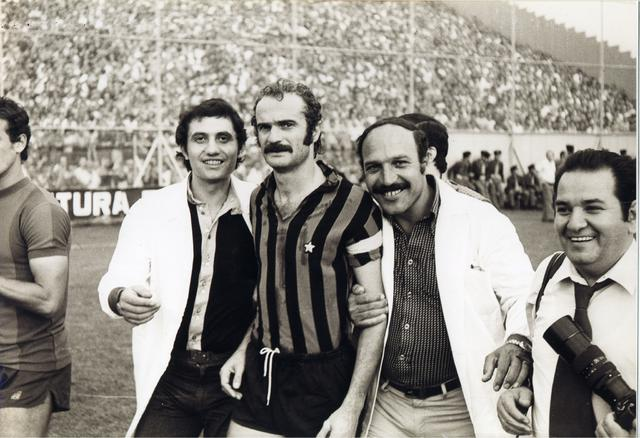 Sandro Mazzola in un Taranto-Inter