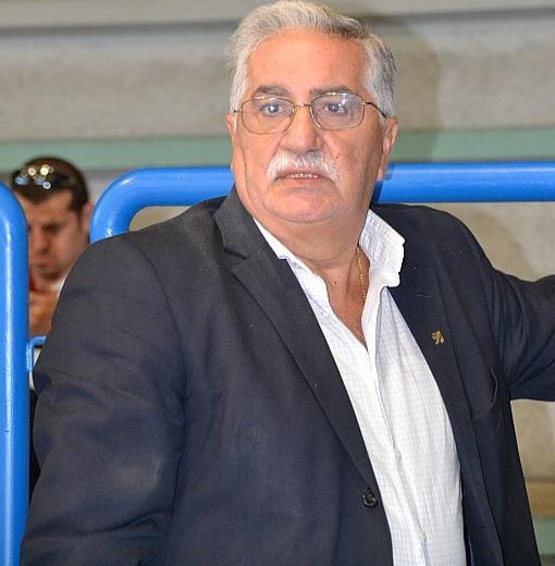 Sergio Cosenza, presidente del Cus Jonico Taranto