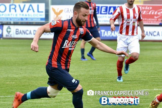 Fabio Oggiano, attaccante