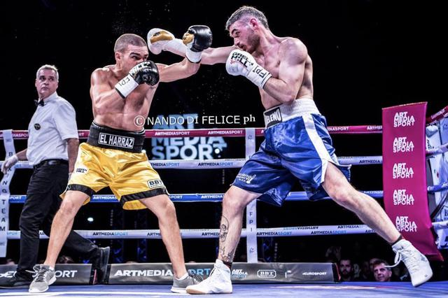 Boxe: Marco Boezio sfiora il titolo italiano nei pesi medi