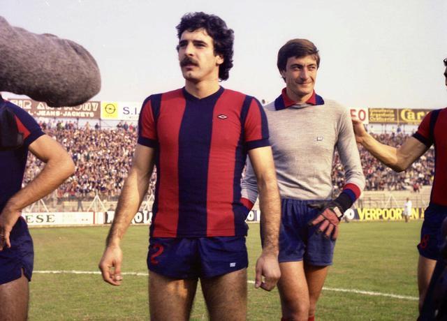 I due Sergio: Giovannone e Buso - Foto Archivio storico Franco Valdevies