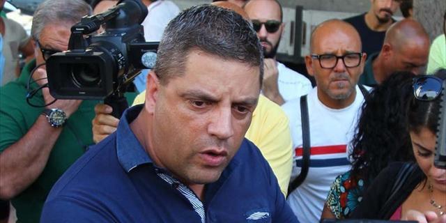 Massimo Battista, consigliere comunale di Taranto