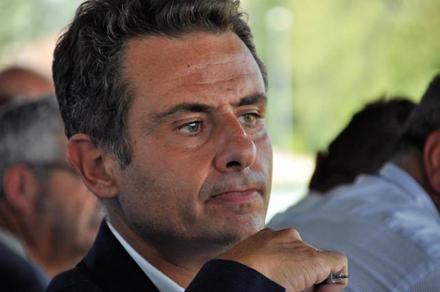 Ninni Corda, collaboratore tecnico del Como - Foto Corriere di Como
