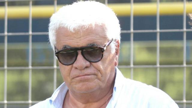 Franco Manniello, patron della Juve Stabia - Foto Vivicentro.it