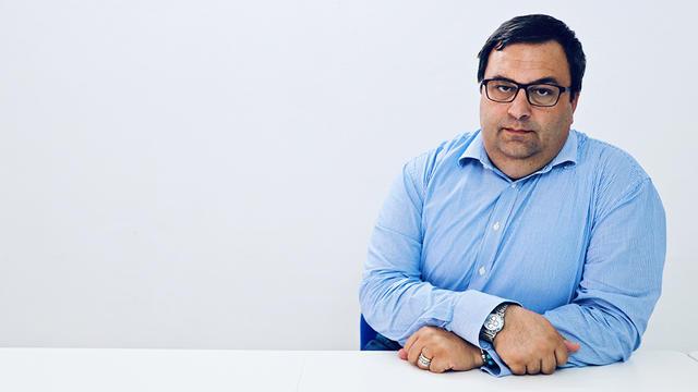Paolo Castronovi, vice sindaco del comune di Taranto