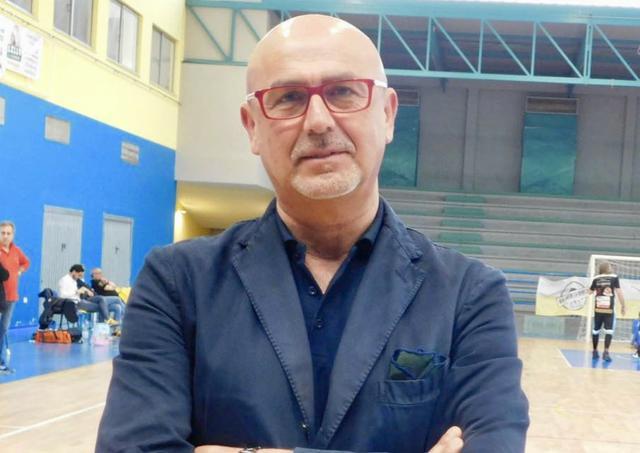 Vito Appeso, direttore sportivo del Cus Jonico Taranto - Foto Aurelio Castellaneta