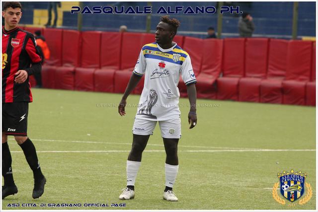 Lamine Gassama, attaccante esterno classe 1999