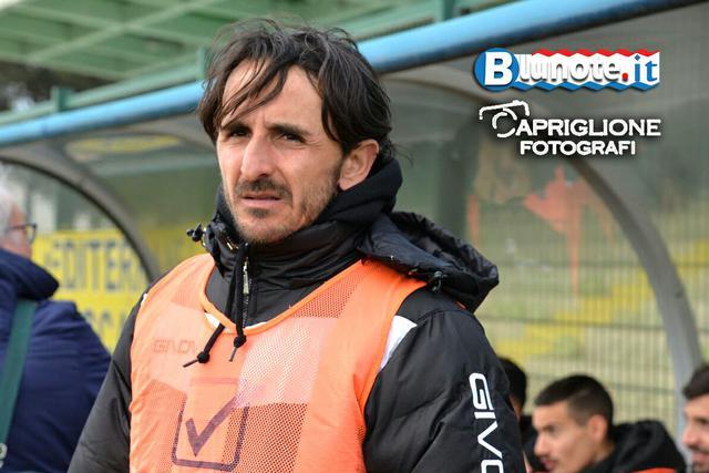 Antonio Maschio, allenatore della Frattese