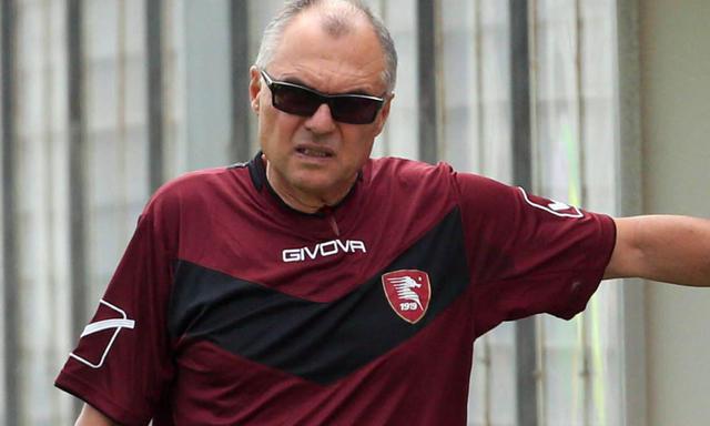 Leonardo Menichini, ex tecnico della Salernitana