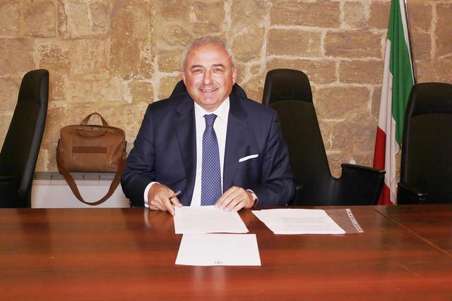 Cosimo Damiano Latorre, presidente dei commercialisti di Taranto