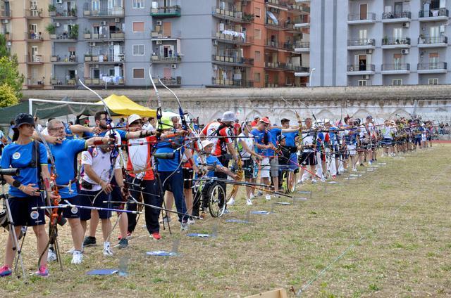 Calendario Fitarco.Tiro Con Arco A Taranto Il Campionato Regionale Indoor 18mt