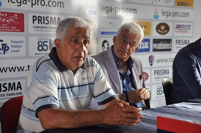 Franco Troccoli e Antonio Bongiovanni - Foto Taranto Eventi
