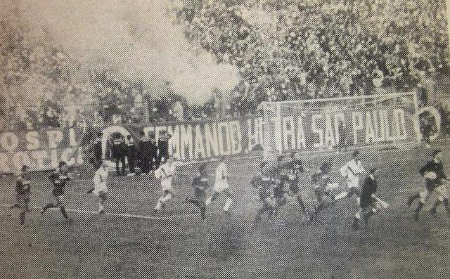 Stagione 1989/90: le due squadre fanno il loro ingresso al Capozza