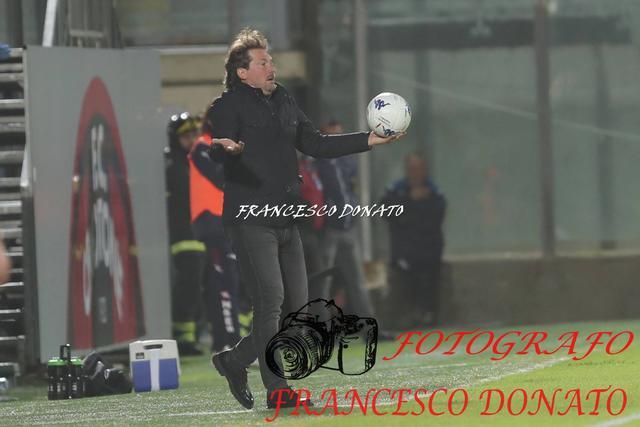 Esonerato: Giovanni Stroppa - Foto Francesco Donato