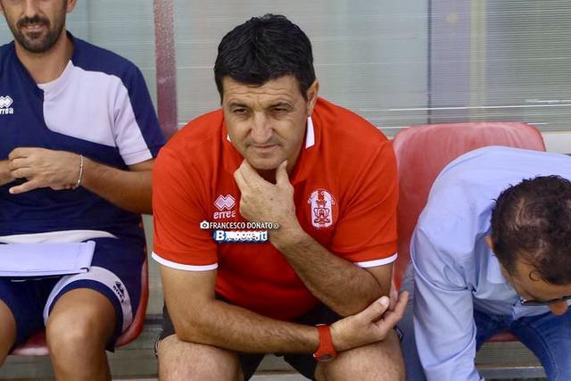 Esonerato: Angelo Andreoli, ormai ex allenatore del Rende