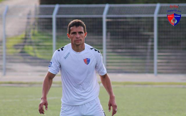 Federico Vazquez, attaccante argentino classe 1993