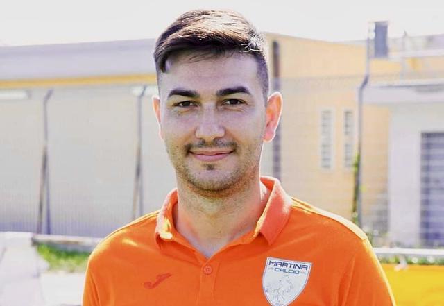Alessio Carrieri, direttore sportivo del Martina