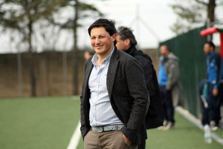 Piergiuseppe Sapio, responsabile tecnico del settore giovanile del Bisceglie