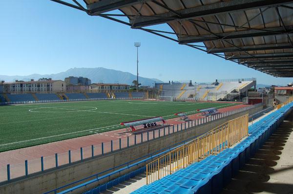 Lo stadio 'Giraud' di Torre Annunziata chiuso per una giornata dal giudice sportivo