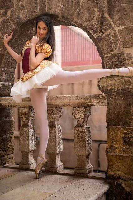Roberta Di Laura, ballerina tarantina di fama internazionale
