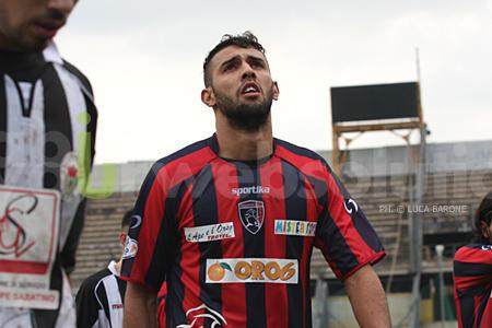 Bruno El Ouazni, attaccante classe 1991 dell'Ercolaness