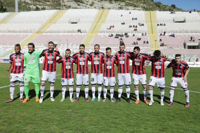 Il Taranto sconfitto a Messina il 19 marzo scorso