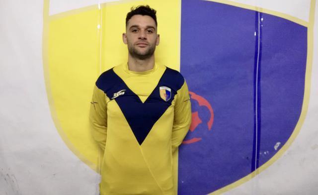 Francesco Indirli, suo il gol che ha sbloccato il match col Terlizzi