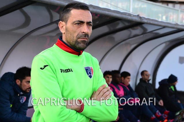 Michele Cazzarò, solo il suo Taranto è stato capace di vincere ad Altamura