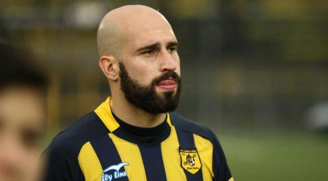 Francesco Ripa, attaccante di 32 anni