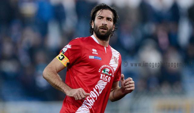 Nando Sforzini, attaccante di 34 anni