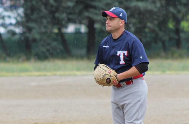 Gianpaolo Morales, lanciatore dei Tritons Taranto