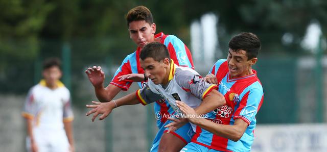 Under 15: Lecce 2 - Catania 0