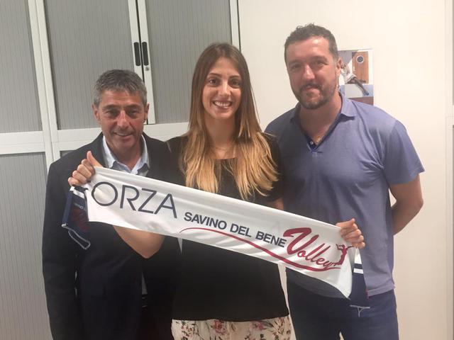 """Lucia Crisanti: """"Alla Savino Del Bene per divertirmi"""""""