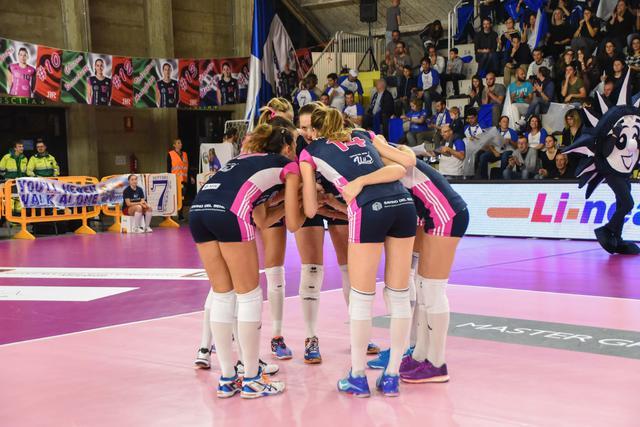 Con cuore e carattere la Savino Del Bene Volley piega Modena!