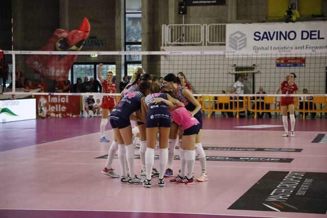 Savino Del Bene Volley/Imoco Volley Congeliano: ultimi 50 biglietti disponibili