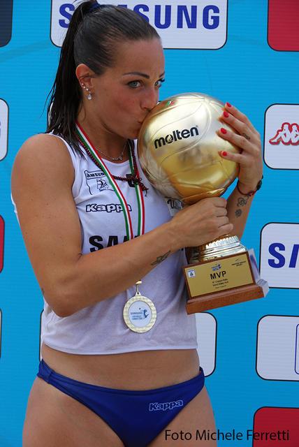 Miss Italia alla Klab – Savino Del Bene Volley in giuria