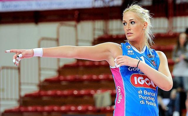 La Savino Del Bene completa il roster: Luisa Casillo
