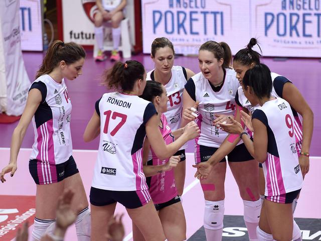 La Savino Del Bene Volley a Bolzano per tornare a vincere!