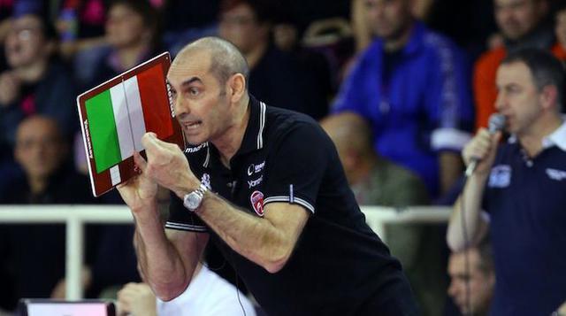 Il nuovo coach della Savino Del Bene Volley è Carlo Parisi
