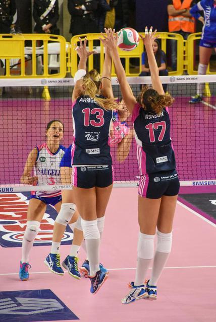 Alla Savino Del Bene Volley serve una vittoria da tre punti