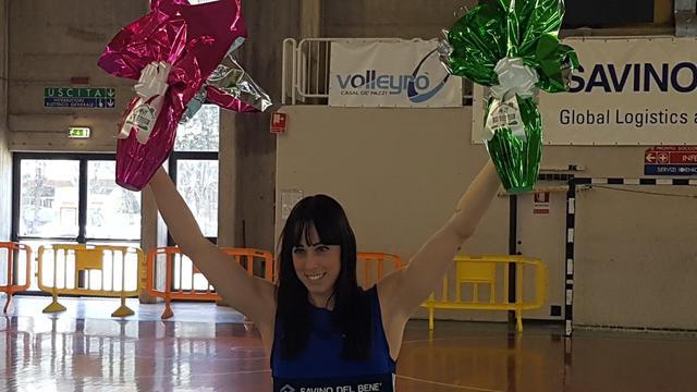 Al via la collaborazione tra la Savino Del Bene Volley e la fondazione ANT
