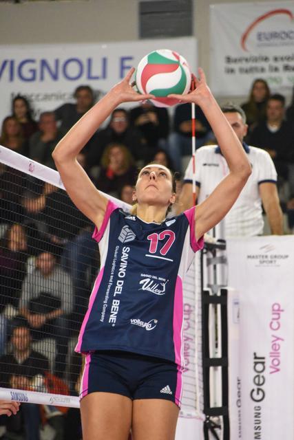 Il nostro capitano: Giulia Rondon