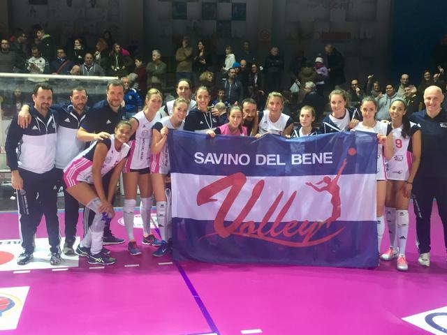 Savino Del Bene Volley: Final Four raggiunta!