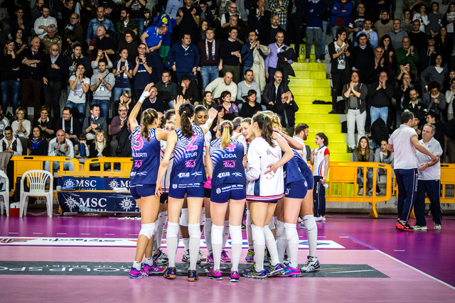 SAVINO DEL BENE VOLLEY: ultime due partite prima dei play off