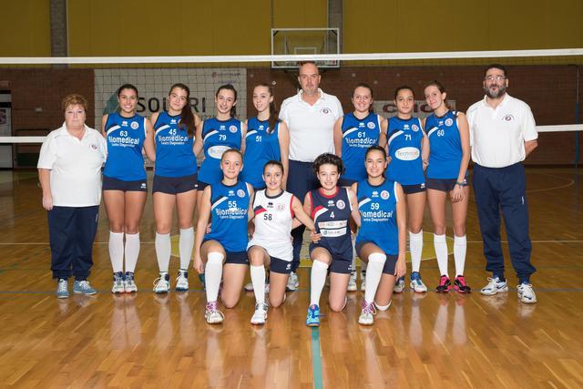 Monsummano: Sconfitta indolore per la Serie C, l'Under 16 vince il torneo di Castelnuovo Garfagnana