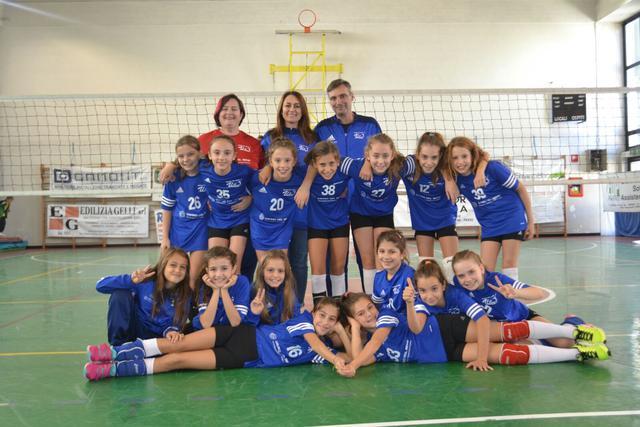L'Under 12 Junior alla fine del girone d'andata: trend più che positivo!